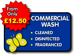 Commercial Wash - Commercial Bin Cleaning in Manchester